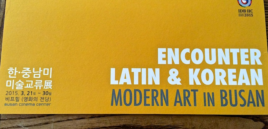Encounters Korean and Latin American